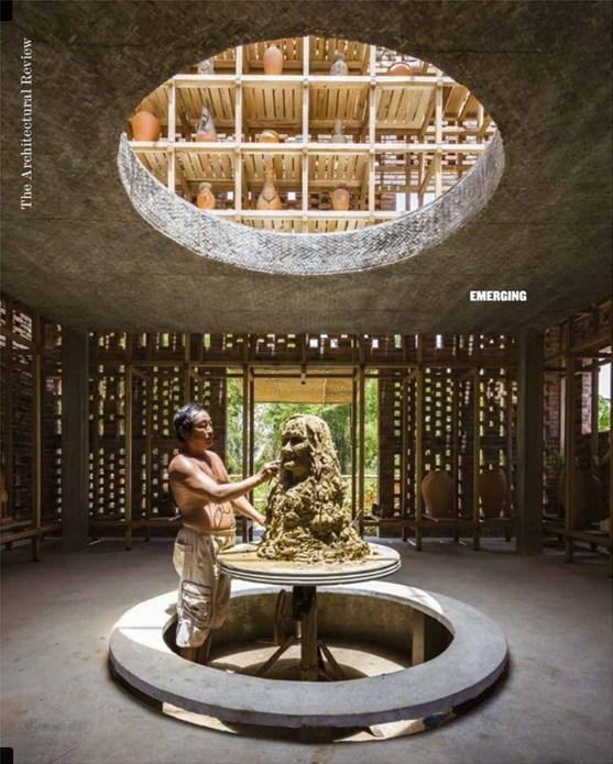 Architectural Review - 1435 - October 2016