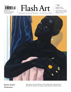 Flash Art - No. 310 - September-October 2016