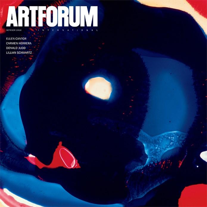 Artforum International - Vol. 55, No. 2 - October 2016