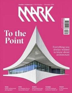 Mark Magazine: No. 64 - October – November 2016