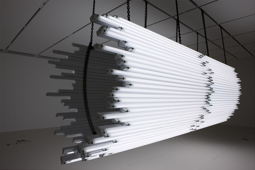 Monica Bonvicini: Light Me Black