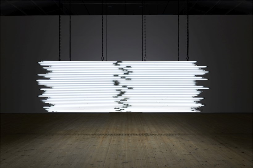 Monica Bonvicini Light Me Black (01)
