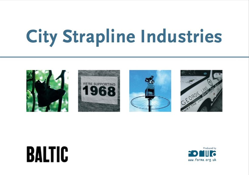 Mike Stubbs: City Strapline Industries: Info card
