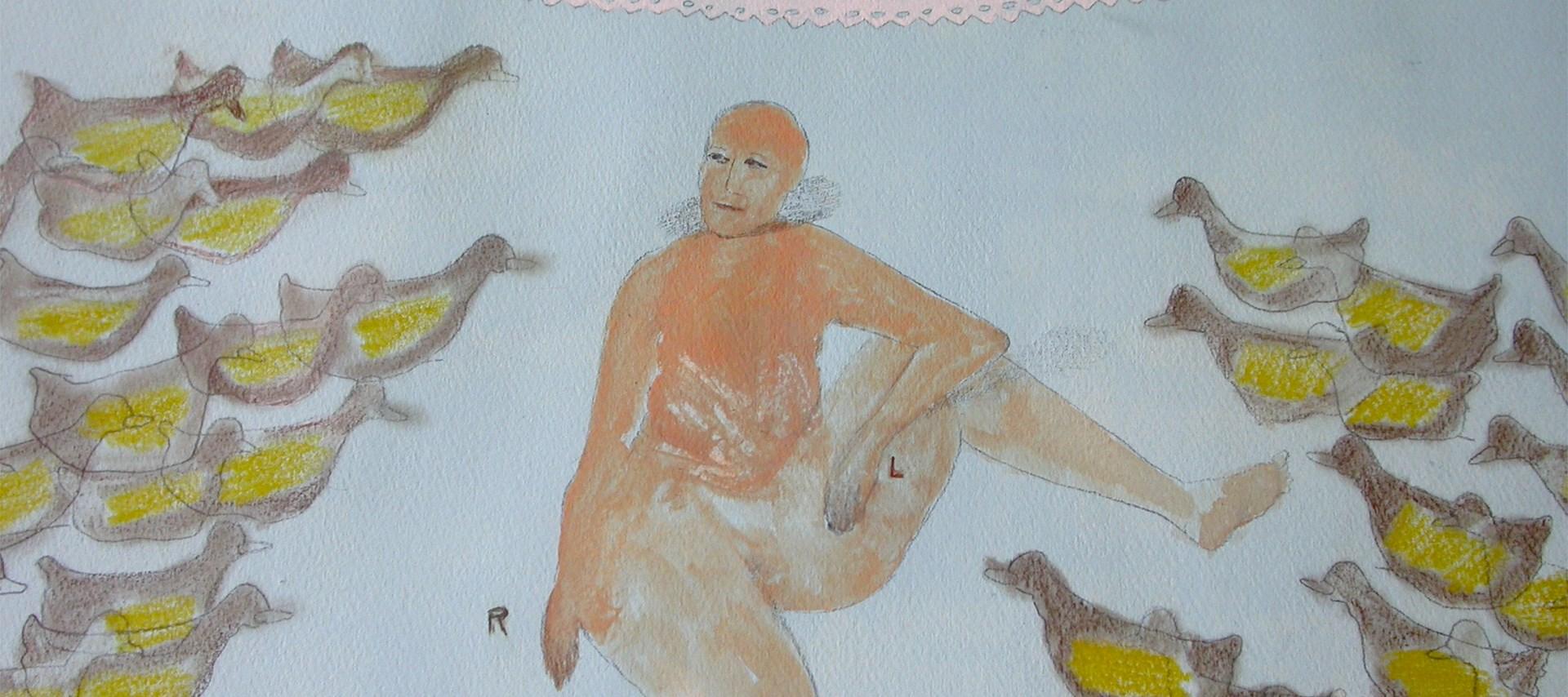 Jumana Emil Abboud: Company, 2008. Courtesy the artist.
