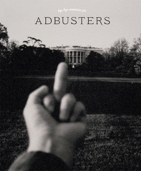 Adbusters - Volume 25 - Number 1 - January/February 2017 - #129