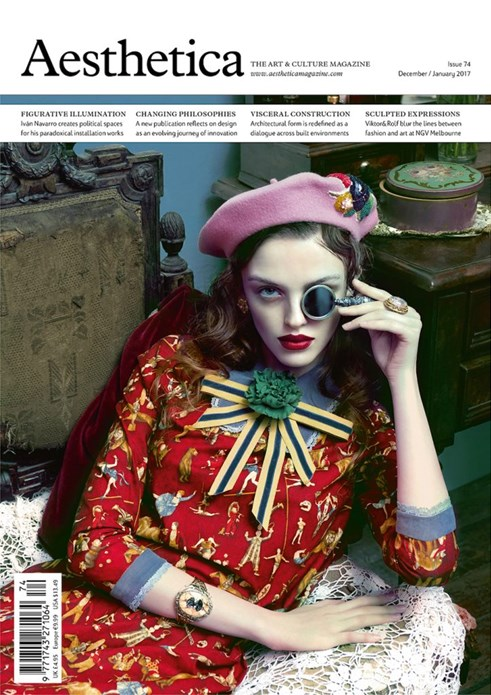 Aesthetica: The Art and Culture Magazine - Issue 77 - December/January 2017