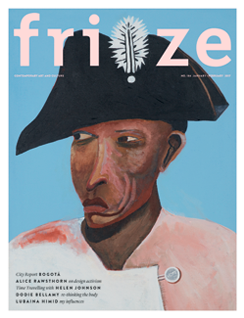 Frieze - Issue 184 - January-February 2017
