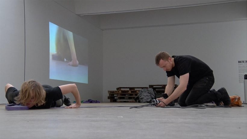 BALTIC 39 | FIGURE FOUR - WEEK 1: Laura Lancaster & Rachel Lancaster | Hollie Miller & Sam Williams