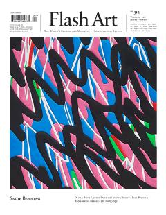 Flash Art - No. 312 - January – February 2017