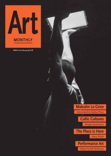 Art Monthly - No 404 - March 2017