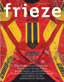 Frieze - Issue 185 - March 2017