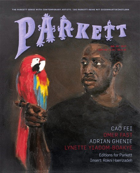 Parkett Magazine - No 99 - 2017