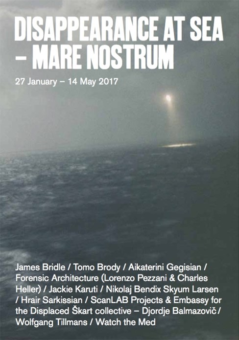 Disappearance at Sea – Mare Nostrum: Interpretation Guide