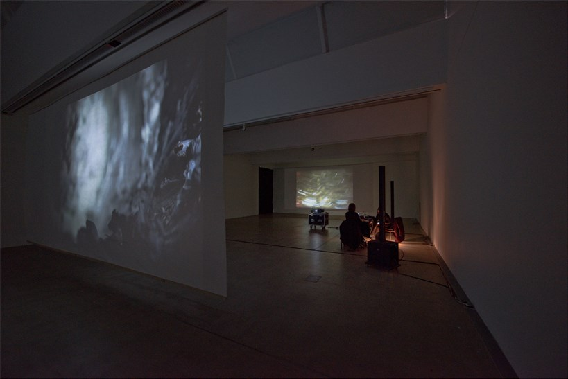 FIGURE FOUR - Week 1: Laura Lancaster and Rachel Lancaster: Installation view (01)