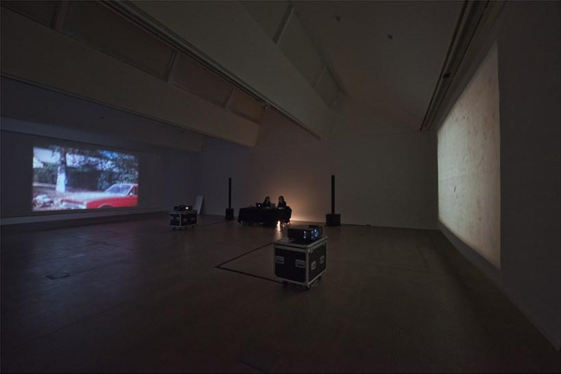 FIGURE FOUR - Week 1: Laura Lancaster and Rachel Lancaster: Installation view (02)