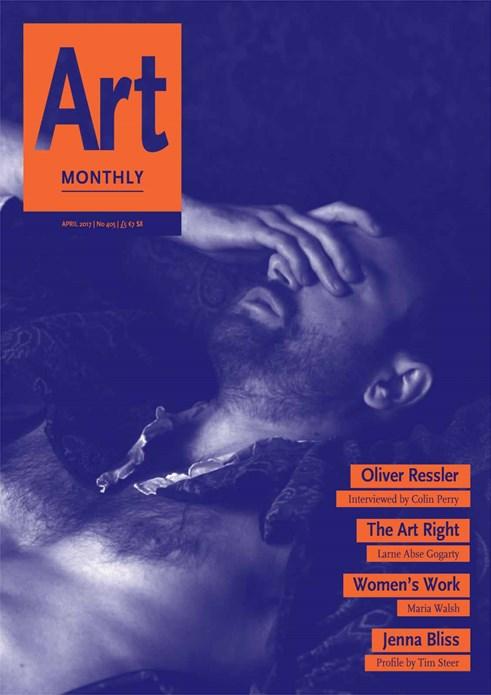 Art Monthly - No 405 - April 2017