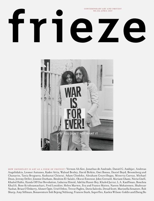 Frieze - Issue 186 - April 2017