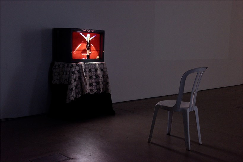 FIGURE FOUR - Week 5: Višnja Sretenović: Installation view (02)