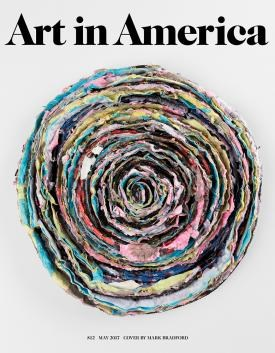 Art in America - 813 - May 2017