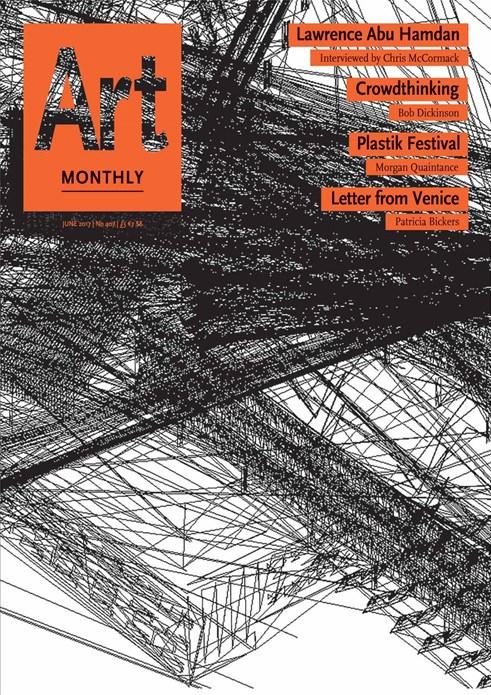 Art Monthly - No 407 - June 2017