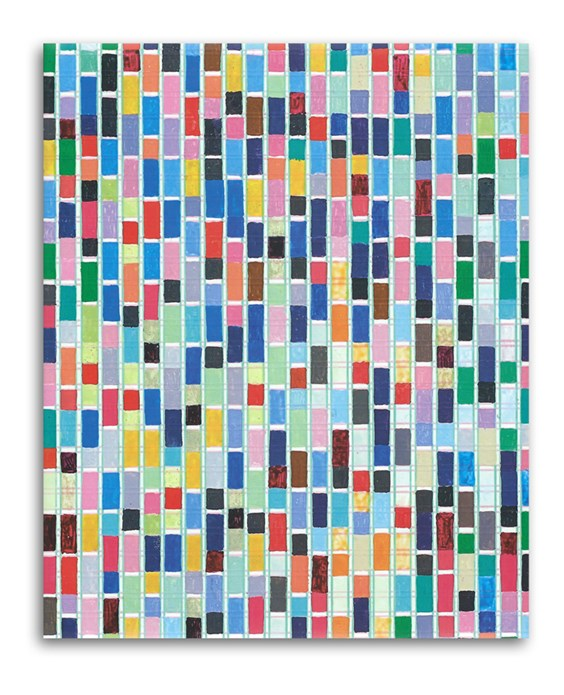 James Hugonin: Binary Rhythm. Paintings 2010-2015