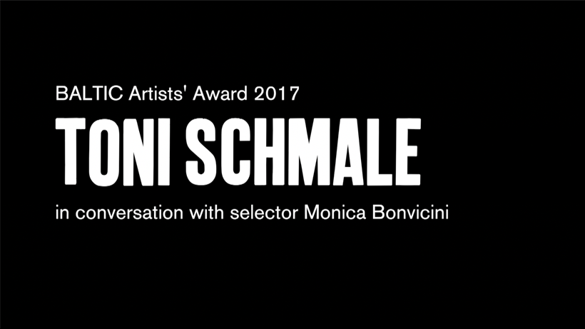 BALTIC Artists' Award 2017: Toni Schmale and Monica Bonvicini