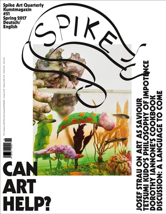 Spike Art Quarterly - 51 - Spring 2017