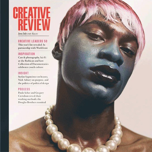 Creative Review - June/July 2017