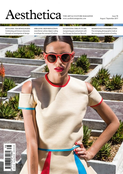 Aesthetica: The Art and Culture Magazine - Issue 78 - August/September 2017