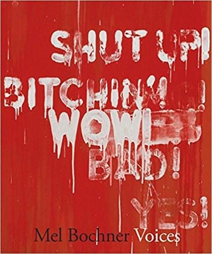 Mel Bochner: Voices