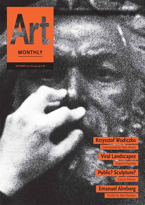 Art Monthly - No 409 - September 2017