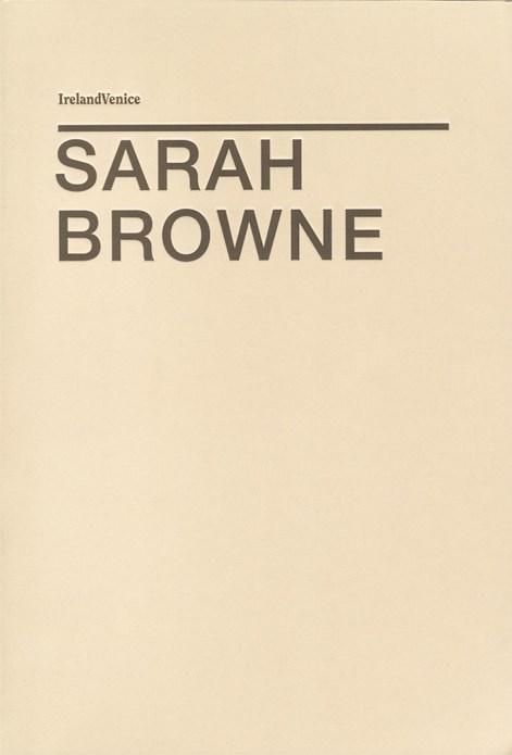 Sarah Browne: Ireland, Venice