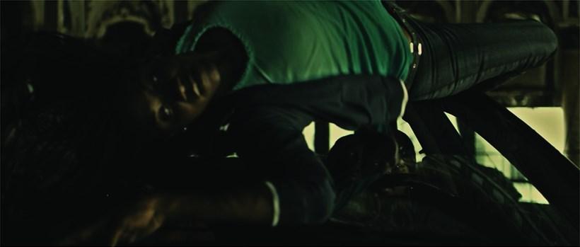 Jesper Just: Sirens of Chrome (2010) Film still