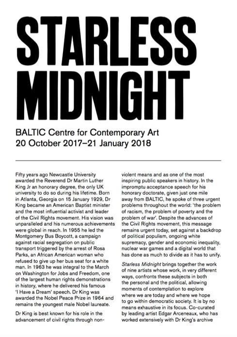 Starless Midnight: Interpretation Guide