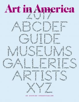 Art in America - (08/12) - Guide 2017