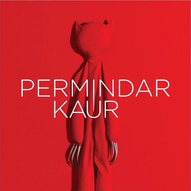 Permindar Kaur: Black and Blue
