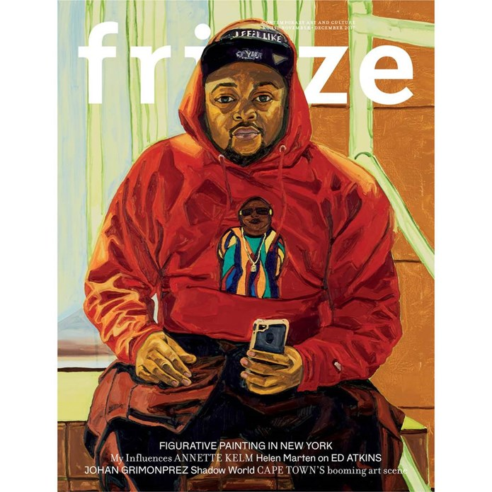 Frieze - Issue 191 - November/December 2017