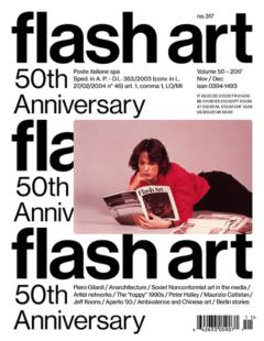 Flash Art - No. 317 - November/December 2017
