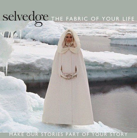 Selvedge - the fabric of your life #79