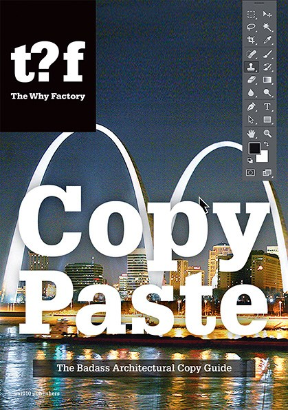 Copy Paste: The Badass Architectural Copy Guide