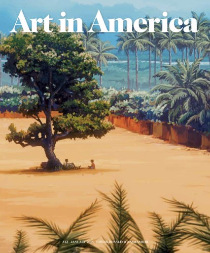 Art in America - January 2018