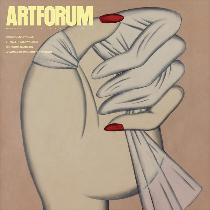 Artforum International - Vol. 56, No. 6 - February 2018