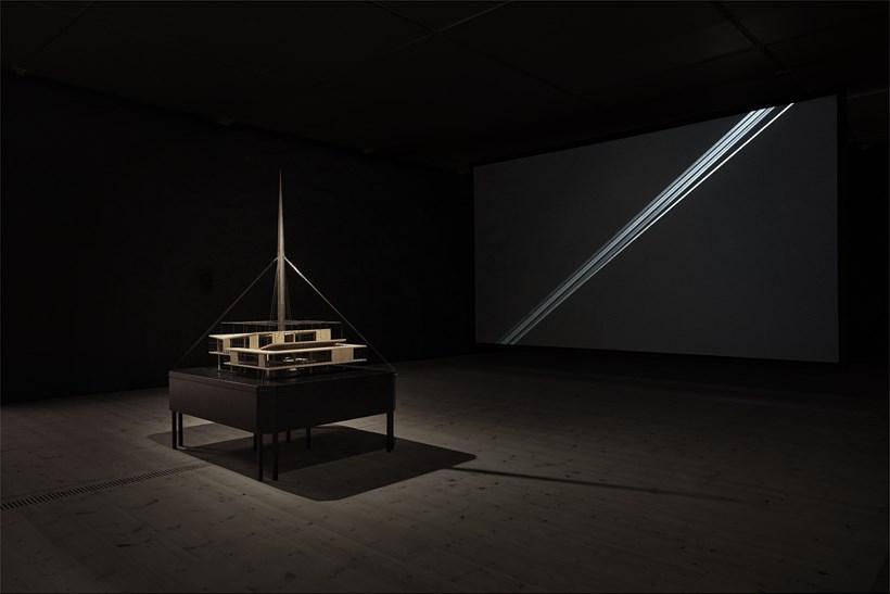 Jasmina Cibic: Nada: Act I: Installation View