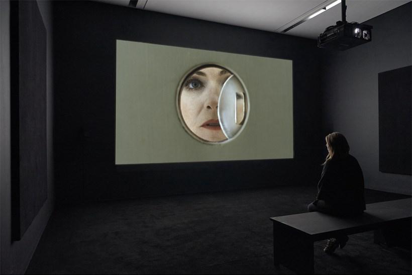 Jasmina Cibic: Nada: Act III: Installation View