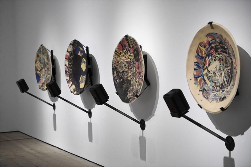 Serena Korda: Missing Time: Installation View (03)