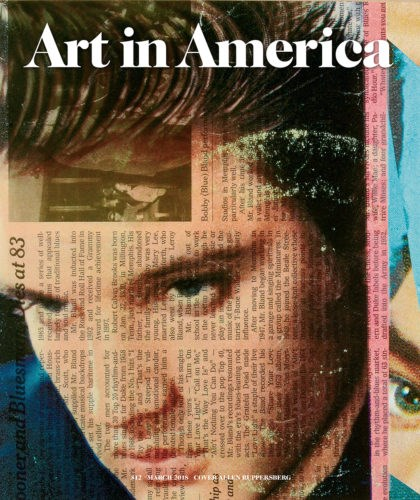 Art in America - March 2018