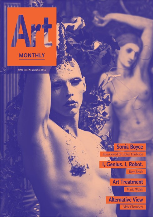 Art Monthly - No 415 - April 2018