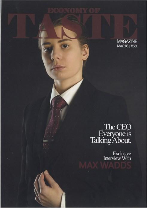 Kat Bevan: Economy of Taste - Magazine