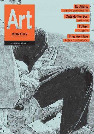 Art Monthly - No 417 - June 2018