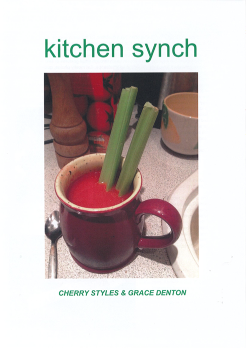 Cherry Styles & Grace Denton: kitchen synch